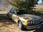 1984 Mercedes-Benz 300-Series  Excellent for $2000 dollars