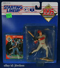 1995 Kenner Starting Lineup Up Baseball Jose Canseco Decent on Card Rangers