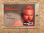 Legend and Tragedy: Ultimate Topps WCW Autograph Cards Guide 42