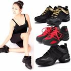 US Women Modern Jazz Hip Hop Dance Shoes Athletic Comfy Sport Sneakers