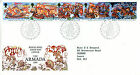 19 JULY 1988 SPANISH ARMADA ROYAL MAIL FIRST DAY COVER PLYMOUTH SHS a