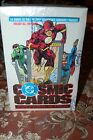 1991 IMPEL D.C. COSMIC CARDS FACTORY SEALED WAX BOX SUPERMAN FLASH