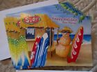 14 FLORIDA Christmas Cards Tropical Nautical Fun Beach Ocean Sand Surf Surfboard