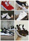 Hot Mens Air Huarache Sport Shoes Sneakers Athletic Shoes white red