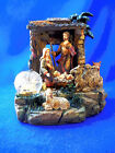 STORY TELLING NATIVITY SET ABOUT 8 TALL GREAT DETAIL TELLS STORY OF NATIVITY