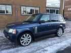 LARGER PHOTOS: 2006 LAND ROVER RANGE ROVER TD6 VOGUE BLUE - STUNNING CONDITION INSIDE