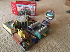Disney Pixar Cars Lot Of 4 Playsets