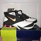 Nike Air SHOX MTX White Black Red 312015 112 Basketball Shoes SIZE105