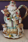 FITZ AND FLOYD ENCHANTED HOLIDAY PATTERN 11-1/2