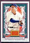 2013 Panini Golden Age Baseball SP Variations Guide 49
