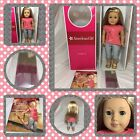 Authentic American Girl GOTY 2014 Isabelle Palmer 18 Doll In Box Retired EUC