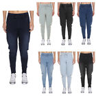 FORBIDEFENSE Women's Casual Harem Pants for Jogger Athletic Activewear Trousers
