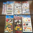 Disney Mickey Scrapbook Lot Jolees Boutique embellishments 3D stickers Rob ons