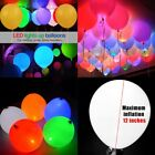 Wholesale LED Light Up Balloons for PARTY Decoration Christmas Birthday Decor