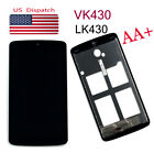 For LG G Pad 7.0 Lk-430 Lk430 LCD Display Touch Screen Digitizer Assembly US