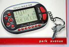 Park Avenue Texas Hold 'Em Keychain Electronic Mini Game Ages 8+ NEW, Sealed