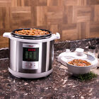 Rosewill RHPC-15001 Programmable 6L 6 Quart 1000W Electric Pressure Cooker