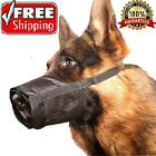 Adjustable Dog Grooming Muzzle X SMALL SMALL MEDIUM LARGE X LARGE