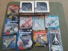 Diecast Airplane Collection Lot of 11 New Original boxes