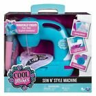 Cool Maker Sew N' Style Sewing Machine With Pom Pom Maker Attachment Easy To Use