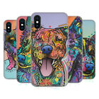 OFFICIAL DEAN RUSSO DOGS 4 SOFT GEL CASE FOR APPLE iPHONE PHONES