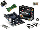 New AMD Quad Core A10 5800 42GHz 16GB DDR3 Motherboard CPU RAM Gaming Combo