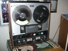 Sony TC 650 REEL TO REEL includes 10 ea 7 reels with 1000 of recordings