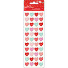 Pebbles Forever My Always Collection Puffy Stickers Mini 733635 2018