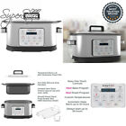 Instant Pot Gem 6 Qt 8-in-1 Programmable Multicooker, with Advanced...