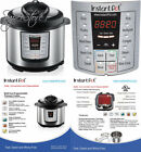 Instant Pot LUX50 v2 6-in-1 Programmable Pressure Cooker, 5Qt/900W,...