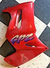 Kawasaki GPZ ZX1100 RIGHT Side Cover Fairing Cowl Panel 96 97 55028-1335 Red Lwr