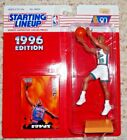 1996 Edition Starting Lineup SIZZLIN' SOPH GRANT HILL Figure NBA Kenner