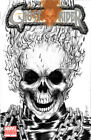 Ghost Rider 1 Sketch Cover Original Art CGC ready SDCC Marvel