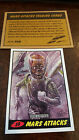 2014 TOPPS IDW LIMITED MARS ATTACKS REPRINT SKETCH TRADING CARD CHARLES HALL 59