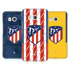 OFFICIAL ATLETICO MADRID 2017/18 CREST KIT HARD BACK CASE FOR HTC PHONES 1