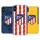 OFFICIAL ATLETICO MADRID 2017/18 CREST KIT BACK CASE FOR APPLE iPHONE PHONES