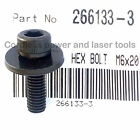 Makita 4105KB Tile Stone Cutter Saw Blade Clamping HEX Bolt Screw Part 266133-3