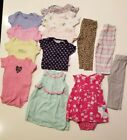 baby girl carters clothing lot 9 12 months
