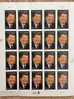 PRESIDENT RONALD REAGAN 37 CENT x  20 POSTAGE STAMPS 2005 ISSUE