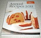 BETTER HOMES  GARDENS 2011 ANNUAL RECIPES HARDCOVER NEW UNUSED