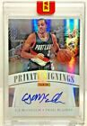 2017 Panini NBA Finals Private Signings Basketball Cards 28