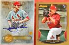 Shelby Miller 2013 Topps 5 Star Cardinals RC rookie auto 291 386 And Bowman RC
