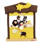 Kathe Kruse Finger Puppet Nativity Theatre Kaumlthe Kruse Delivery is Free