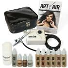 Art of Air Professional Airbrush Cosmetic Makeup System Fair to Medium