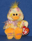 TY QUACKINGTON the DUCK BEANIE BABY - HALLMARK EXCLUSIVE - MINT with MINT TAG