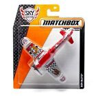 AIR BLITZ ALLEY CAT 5  MBX ON A MISSION  2014 MATCHBOX Sky Busters Series