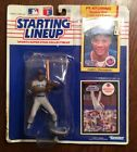 1990 STARTING LINEUP DARRYL STRAWBERRY MLB ACTION FIGURE KENNER ON CARD