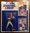 1990 STARTING LINEUP DARRYL STRAWBERRY MLB ACTION FIGURE KENNER NEW ON CARD