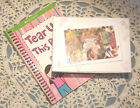 Tear Up this Book American Girl w Hallmark Greeting Cards