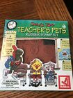 Rubber stampede Suzys zoo teachers pet 9 foam mounted Stamps new sealed